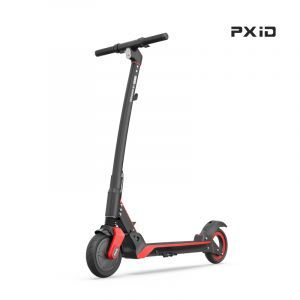 Pxid scooter elettrico Q1 rosso