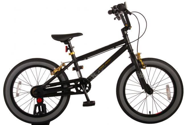 Volare Cool Rider bicicletta per bambini ragazzi 18 pollici nera due freni a mano assemblata al 95% collezione prime