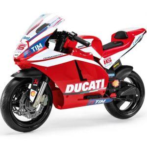 Peg Perego bici elettrica per bambini rossa Ducati GP
