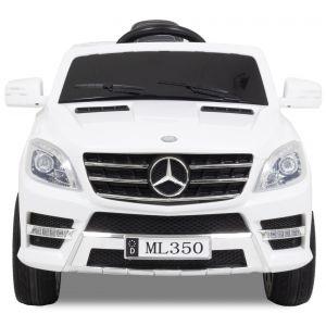 Mercedes auto elettrica per bambini ML bianca