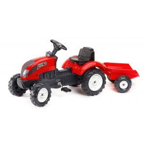 Falk trattore Garden Master rosso