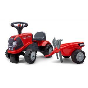 Falk Baby Case Tractor rood prijstechnisch autovoorkinderen
