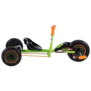 Huffy Green Machine Mini groen/zwart prijstechnisch autovoorkinderen