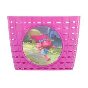 Punky Cestino di plastica per bambina rosa