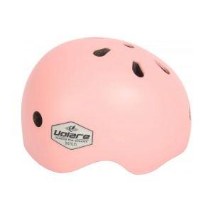 Volare casco per bicicletta per bambini rosa chiaro 45-51 cm