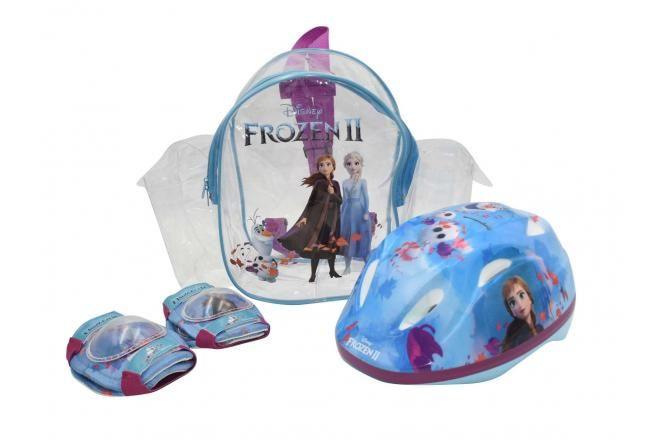 Set di Protezione Disney Frozen 2 - Casco - 51-55 cm