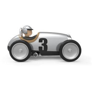 Baghera Retrò macchinina Racer argento