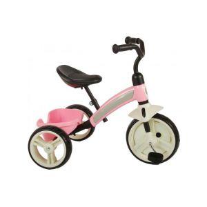 Triciclo QPlay Elite per bambina rosa