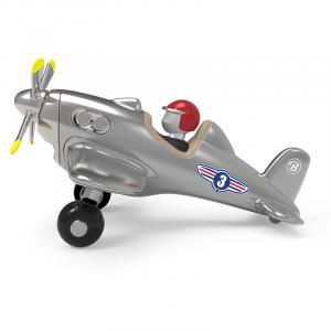 Baghera jet da combattimento argento