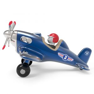 Baghera jet da combattimento blu