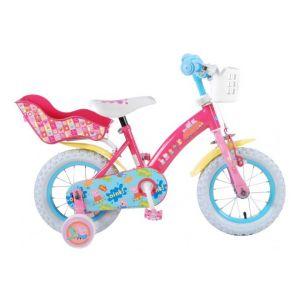 Peppa Pig bicicletta per bambini 12 pollici rosa