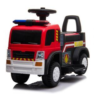 Kijana camion dei pompieri auto a piedi