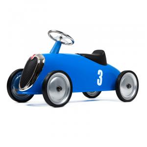 Baghera rider retrò auto blu