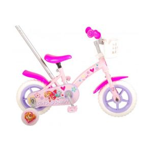 Paw Patrol bicicletta per bambini 10 pollici rosa