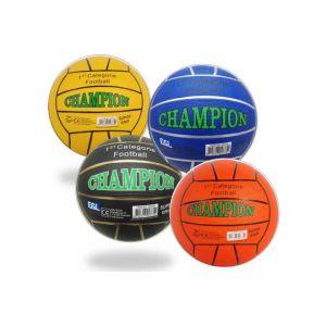 Campione di street football gomma misura 5 380-420 grammi vari colori assortiti