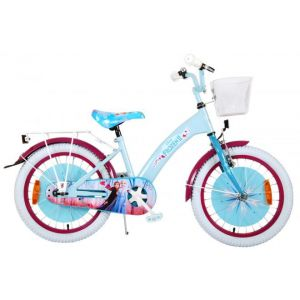 Disney bicicletta per bambini Frozen 2 18 pollici blu / viola