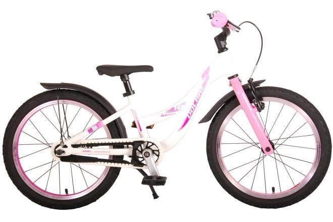 Volare bicicletta per bambini Glamour 18 pollici rosa perla collezione prime