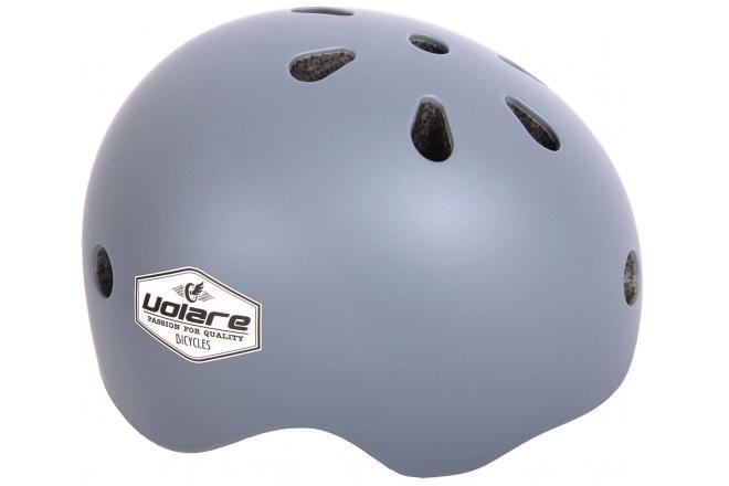 Volare casco da bicicletta per bambini grigio 45-51 cm