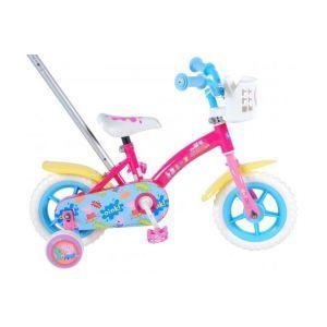 Peppa Pig bicicletta per bambini 10 pollici rosa / blu