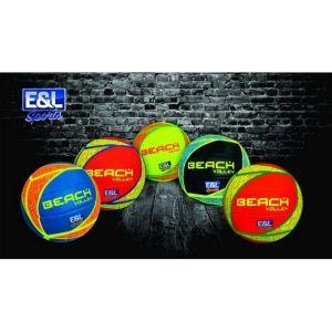 E&L Sports Beach Volleyball colori assortiti / casuali