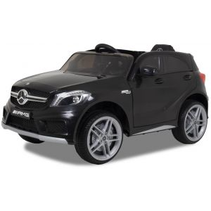 Mercedes auto elettrica per bambini A45 nera