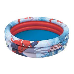Bestway opblaasbaar zwembad spiderman