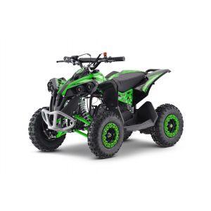 Outlaw quad a benzina 110cc verde