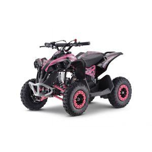 Outlaw quad benzina 49cc rosa