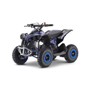 Outlaw quad benzina 110cc blu