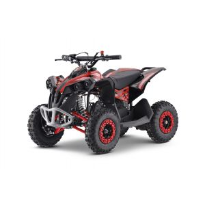 Outlaw quad benzina 49cc rosso