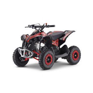 Outlaw quad a benzina 110cc rosso