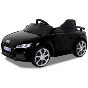 Audi auto elettrica per bambini TT Nero
