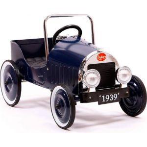 Baghera Classic Auto a pedali retrò blu