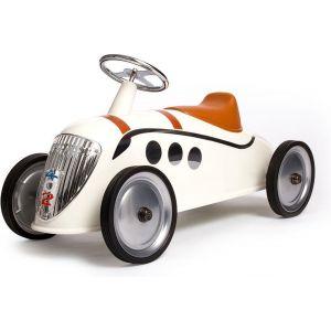 Baghera macchina cavalcabile Rider Peugeot crema