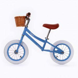 Baghera bici senza pedali Vintage blu
