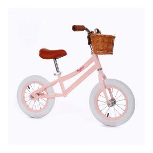 Baghera bici senza pedali Vintage rosa