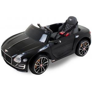 Bentley auto elettrica per bambini Continental nera