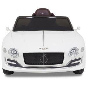 Bentley auto elettrica per bambini Continental bianchi