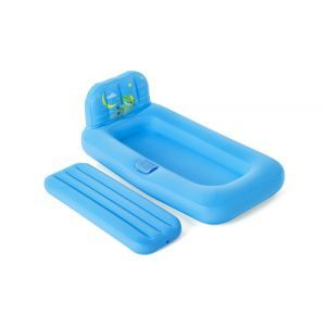 Bestway luchtbed blauw