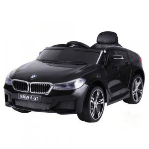 BMW auto elettrica per bambini serie 6 GT nera
