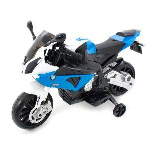 BMW motore elettrico per bambini blu