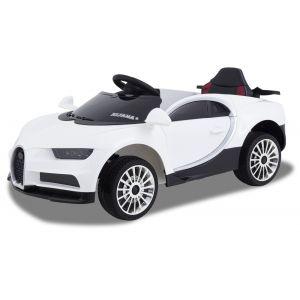 Kijana auto elettrica per bambini SPORT stile Bugatti