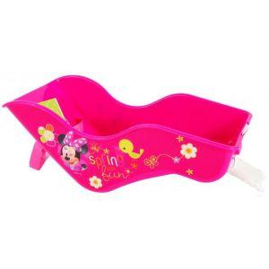 Disney Seggiolino per bambole Minnie Bow-Tique bambina rosa