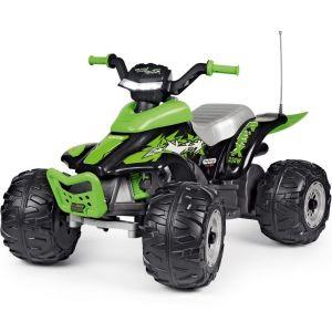 Peg Perego quad elettrico per bambini verde Corral T-Rex