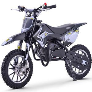 Kijana outlaw dirt bike 49cc nero