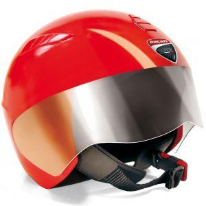 Peg Perego casco per bambini rosso Ducati