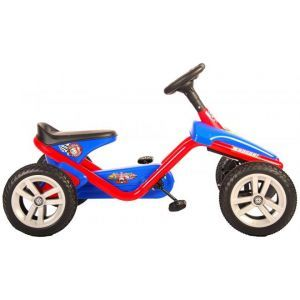 Paw Patrol Go Kart - Mini - Rosso Blu