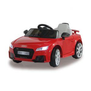 Auto elettrica per bambini Audi TT RS Rossa