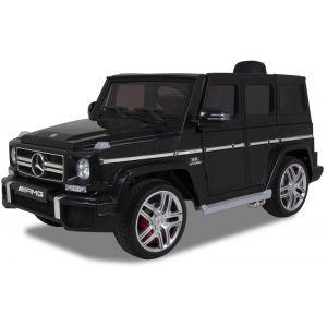 Mercedes auto elettrica per bambini G63 AMG nera