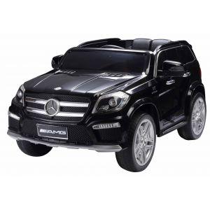 Mercedes auto elettrica per bambini GL63 nera